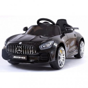 Детский электромобиль Mercedes Benz AMG GT R 2.4G - Black - HL288-BLACK-PAINT