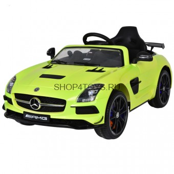 Электромобиль Mercedes-Benz SLS AMG Green - SX128-S