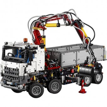 Конструктор Lepin Technics 20005 грузовик Mercedes-Benz Arocs 3245 - Technic 42043